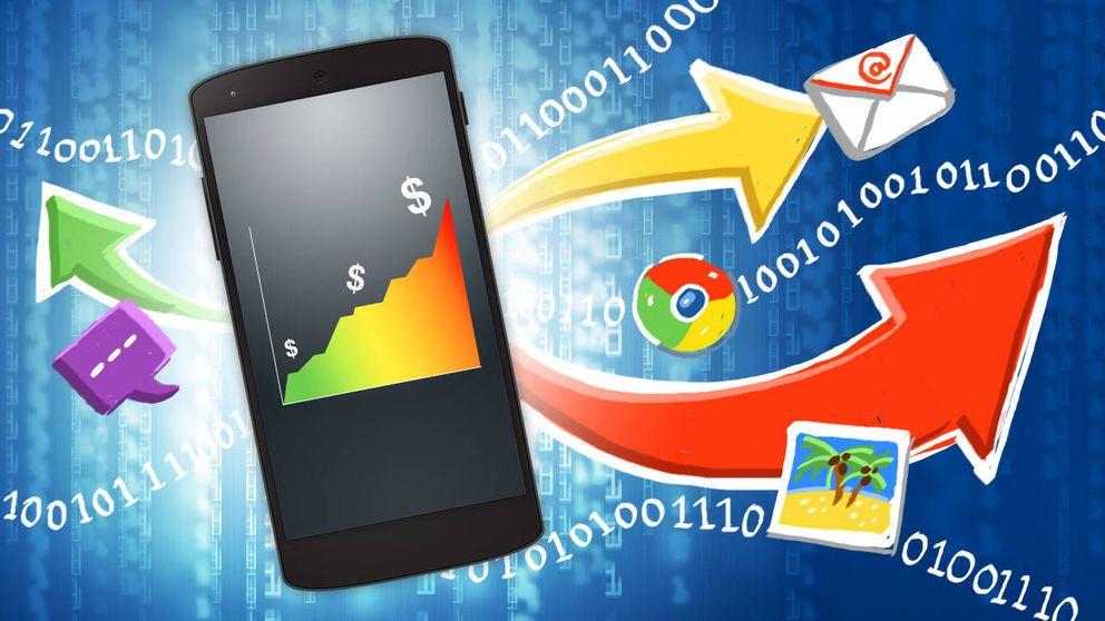 Evita sustos en la factura con estas 'apps' para controlar el consumo de datos