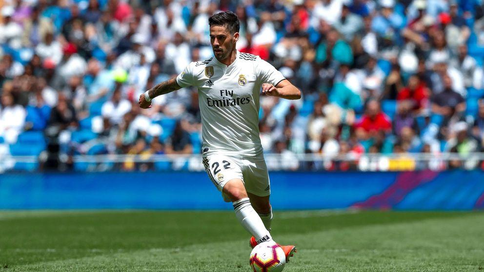 La clave en el acercamiento de Zidane a Isco