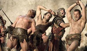 La polémica Spartacus se despide a lo grande