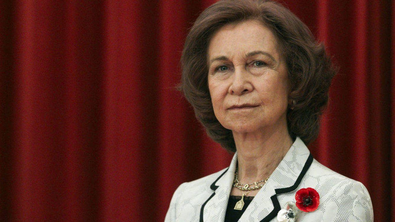 Foto: La Reina Sofía, en una imagen de archivo (Gtres)