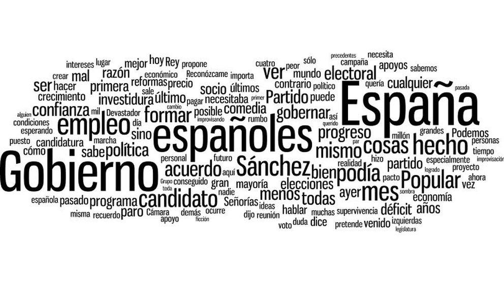 Las frases de Rajoy en el debate de investidura