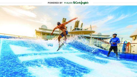 Musicales y parques acuáticos a bordo: tres cruceros únicos para conocer mundo