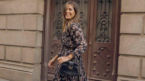 Nuria Roca tiene el look perfecto para este otoño: vestido y botas cowboy