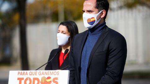 Cs se resigna a Aguado para Madrid: Si no da un paso a un lado, hay que apoyarle