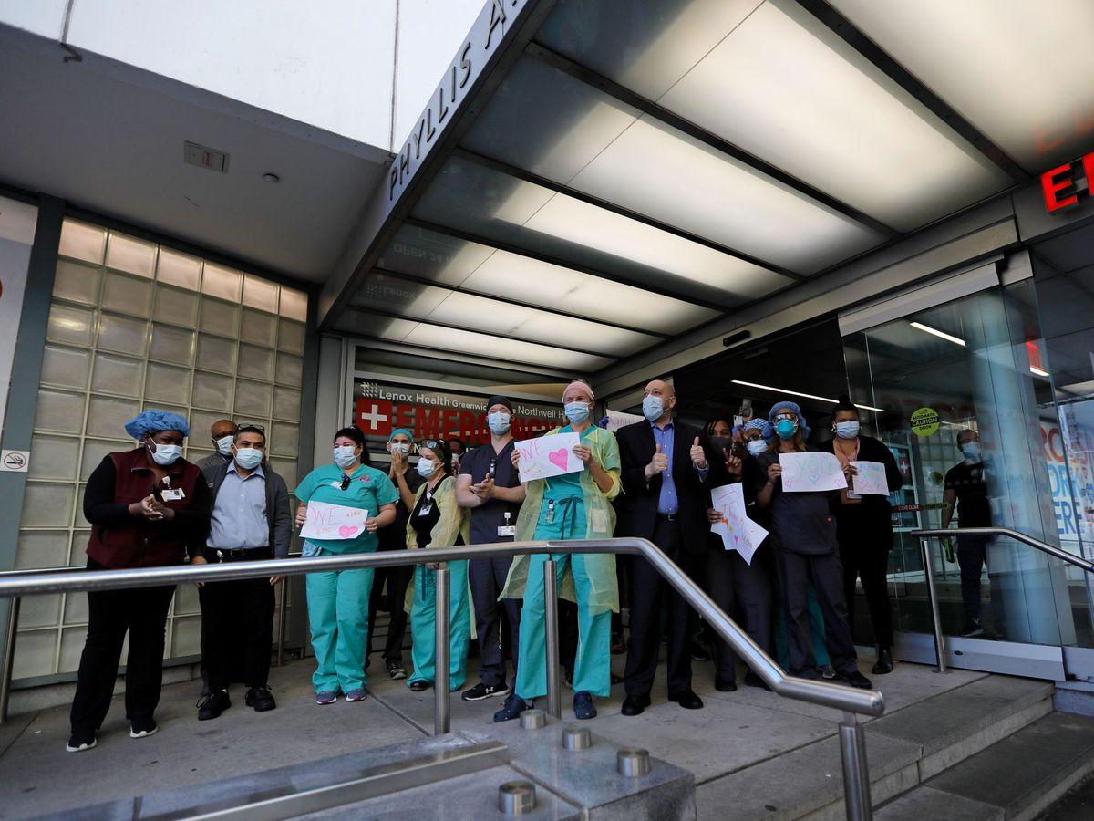 Foto: Hospital in New York (Reuters)