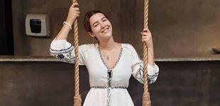 Post de Se mira, pero no se compra, así es el vestido de Zara que Alba Díaz luce en Bali