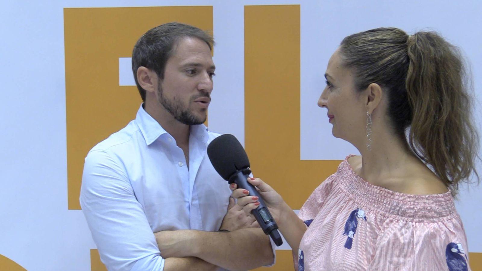 Foto: Entrevista con Manuel Martos, jurado de 'OT'.