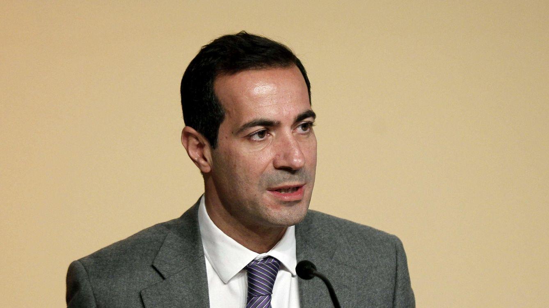 Foto: El número dos de Ignacio González, Salvador Victoria. (EFE).