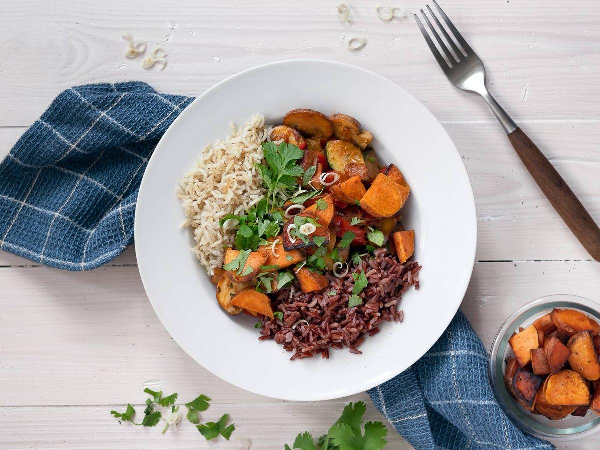 Foto: Cenas ricas y saludables que te ayudarán a adelgazar. (Ella Olsson para Unsplash)