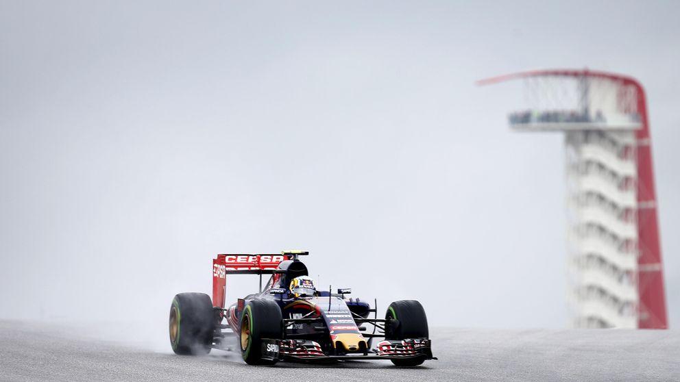 Sainz y Verstappen, dos jóvenes que pilotan como veteranos de Fórmula 1