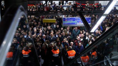 El calvario del metro: 27 estaciones con escaleras mecánicas averiadas a la vez