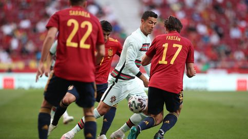 España se reencuentra con su afición sin regalarle un solo gol ante Portugal (o-0)