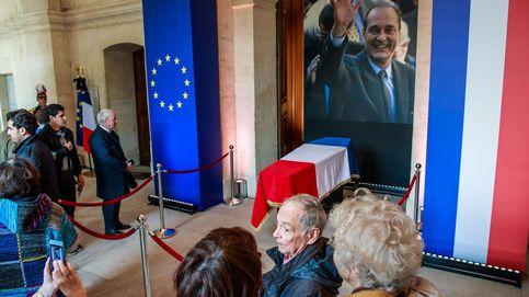 Le Pen renuncia a ir al homenaje a Chirac por las reticencias de la familia