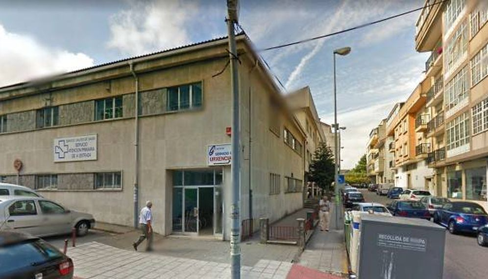 Foto: Ambulatorio de A Estrada. (Google Maps)