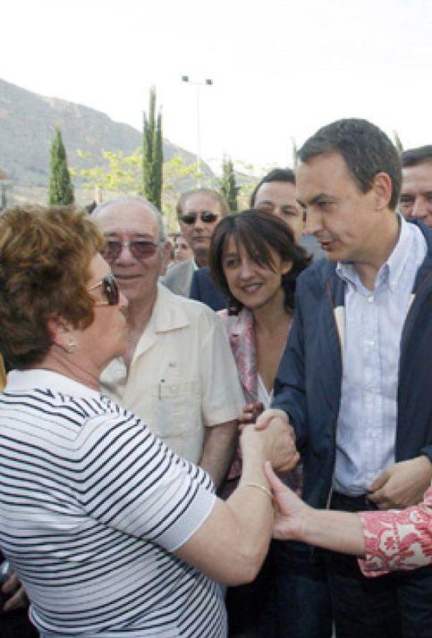 Foto: Zapatero: El PP no tiene credibilidad