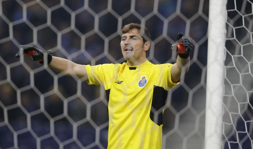 Foto: El futuro de Iker Casillas apunta a Major League Soccer de los Estados Unidos (Reuters)