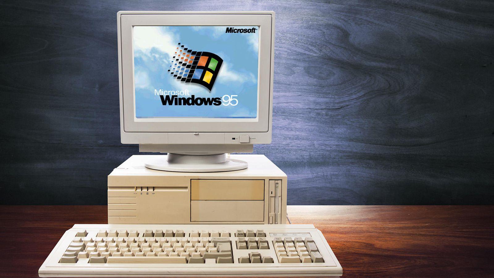 Windows 95 El Sistema Operativo Que Lo Cambio Todo Cumple 20 Anos