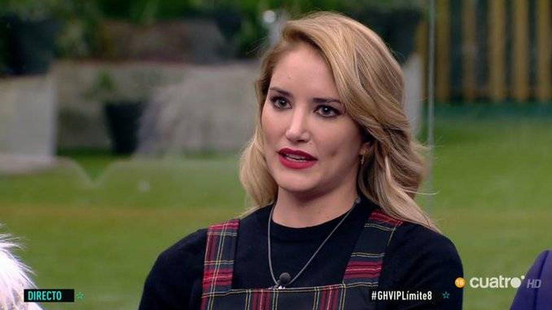'GH VIP 7' | Alba Carrillo saca las uñas y advierte a Antonio David, que deja la gala