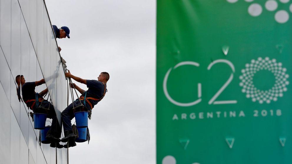 ¿Puede permitirse Argentina acoger una cumbre del G-20?