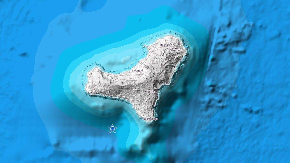 Foto: Se registra un terremoto de 3,1 cerca de la Isla de El Hierro (ING)
