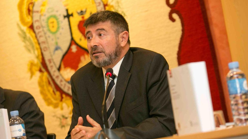 Foto: Ángel Rodríguez. (Colegio de Abogados de Málaga)