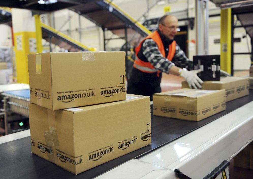 Foto: Goodman, promotor del futuro almacén de Amazon en Sevilla, ha puesto en venta la planta. (EFE)