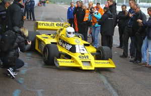 La tecnología turbo de la Fórmula 1 comenzó a forjarse... en una cocina