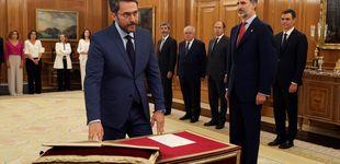 Post de Màxim Huerta, el ministro con más papeletas para ser odiado