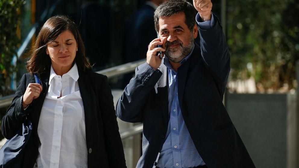 Puigdemont pacta que Jordi Sànchez le releve al frente del independentismo