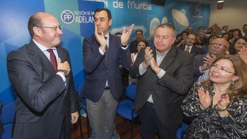 Maillo critica el papel de Ciudadanos en Murcia: Han sacado el hacha de justiciero