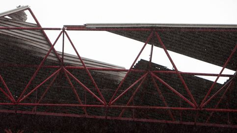El temporal aplaza el Celta-Real Madrid y deja al aire las vergüenzas de la Liga