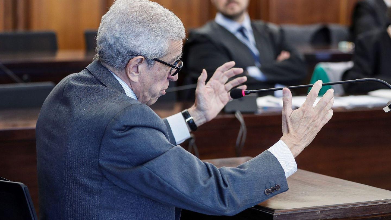 Braulio Medel, presidente de la Fundación Unicaja. (EFE)