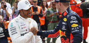 Post de ¿Verstappen a Mercedes? Por qué Hamilton debería tener más que miedo