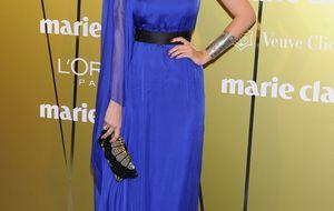 Lourdes Montes desmiente los rumores de embarazo