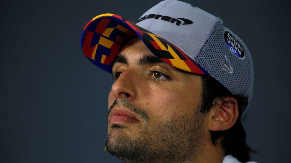 Foto: Carlos Sainz, en el pasado Gran Premio de Francia. (Reuters)