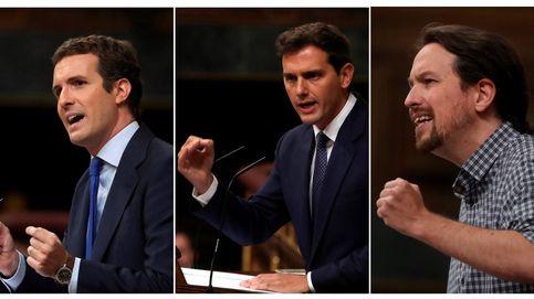 Los líderes vuelven a suspender, pero Pedro Sánchez sigue siendo el favorito