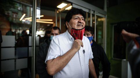 Evo Morales se enfrenta a la Organización de Estados Americanos