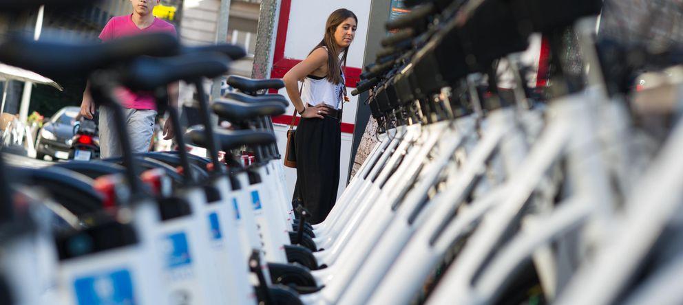 Foto: El desastre tecnológico de BiciMad: ¿están a salvo nuestros datos personales?