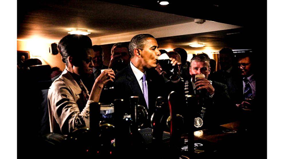 ¿Por qué Beckham, Obama o Sean Connery prefieren la cerveza?