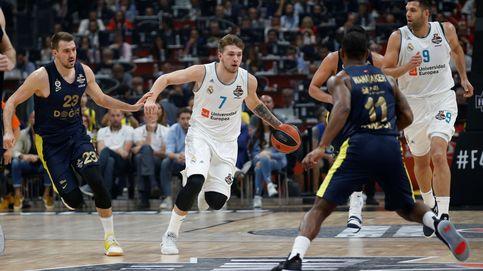 Real Madrid vs Fenerbahçe en directo: Causeur está siendo el mejor de la final