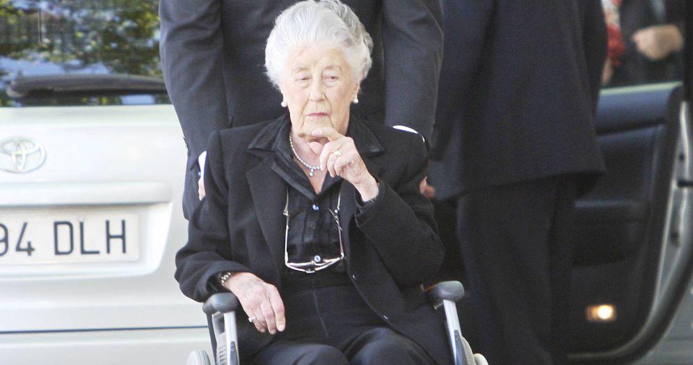 Foto: Alicia de Borbón Parma en una imagen de archivo. (Gtres)