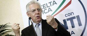El partido de Monti dice sí a un Gobierno de unidad nacional en Italia