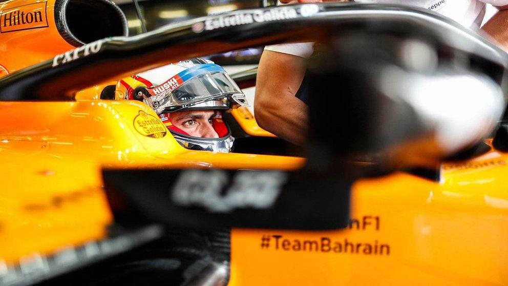 El Carlos Sainz más desconcertado tras la peor clasificación de la temporada