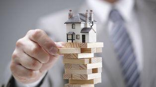 ¿Puede embargar el banco una vivienda en usufructo?, ¿la podría subastar?