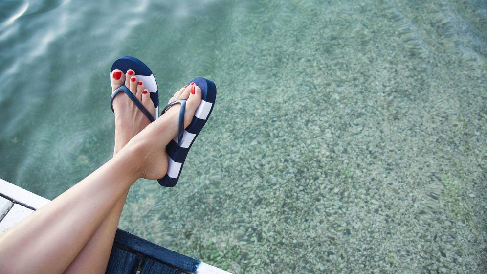 Foto: Durante el verano tus pies necesitan más cuidados. (IStock)
