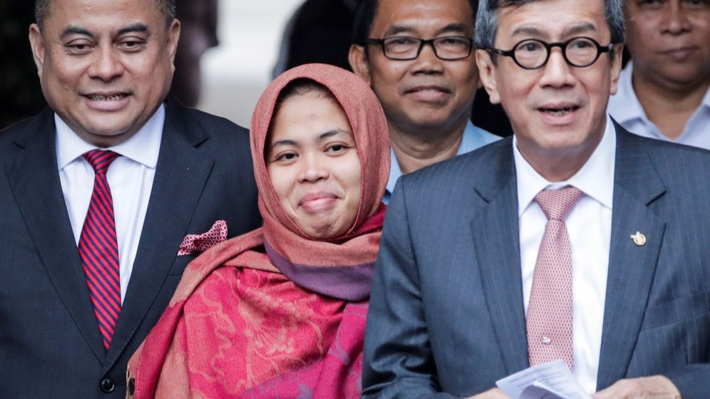 Foto: Siti Aisyah. (EFE)