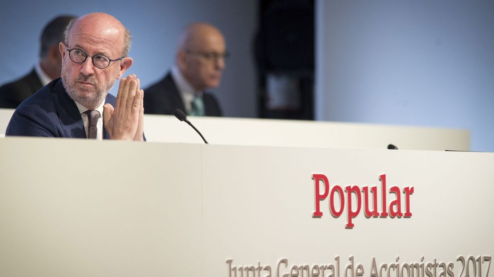 Banco Popular reconoce el interés de varias entidades en una posible fusión