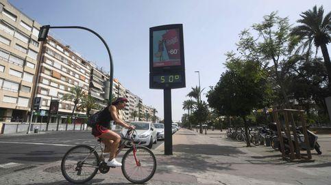 Badajoz y Huelva alcanzan los 46 grados, récord en toda España por la ola de calor