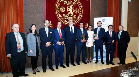 Gortázar, Ismael Clemente y We are knitters, IX Premios ICADE Asociación
