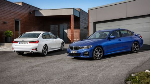 El tecnológico BMW Serie 3: más grande, deportivo... y con avisador de ciclistas